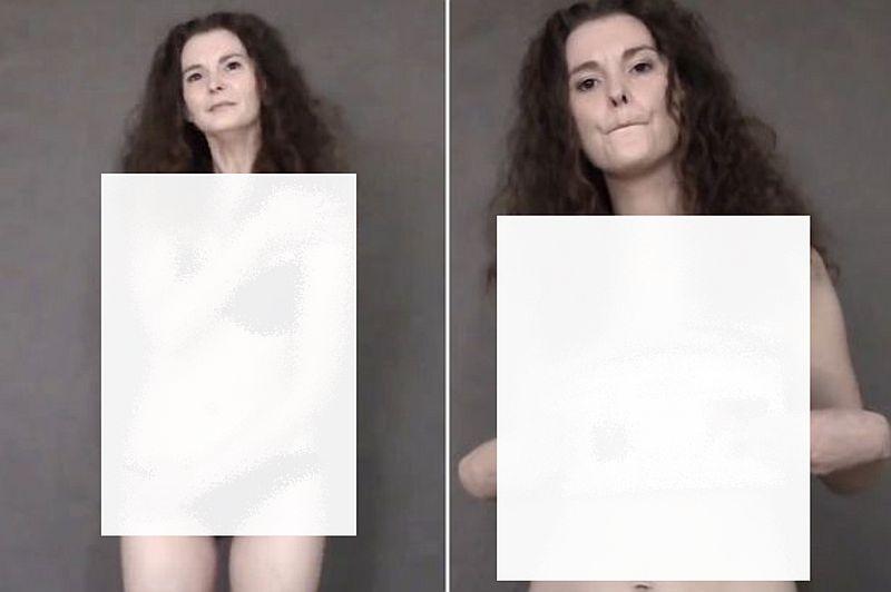 Striptis Di Depan Kamera, Cara Politikus Ceko Tolak Kebijakan Pemerintah