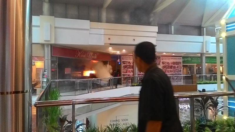 Kebakaran Pondok Indah Mall 1 Berasal dari Ledakan Gas