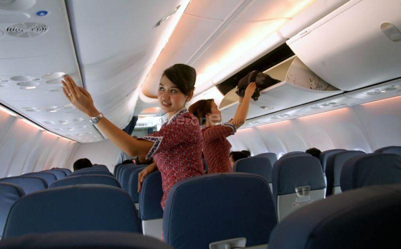 Foto Dalam Pesawat Lion Air Interior Lion Air Foto