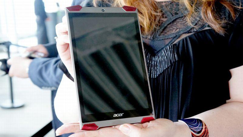 Acer Siapkan Tablet Khusus Gaming Bernama Predator