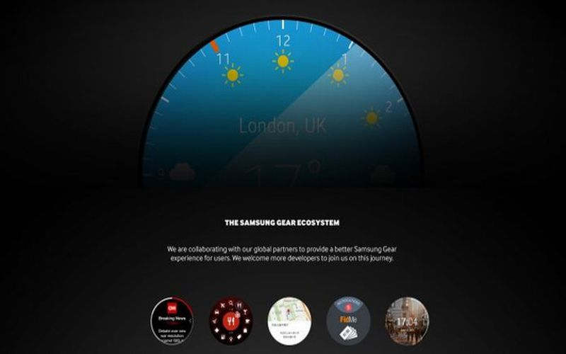 'Galaxy Orbis' akan Jadi Smartwach Andalan Samsung