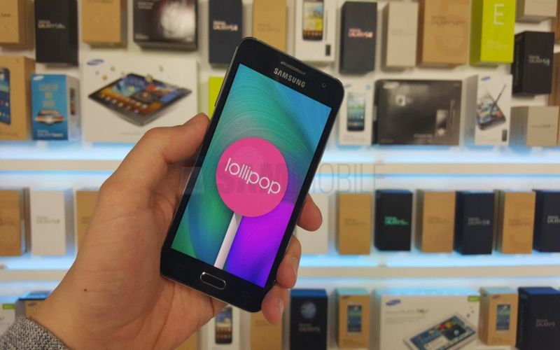 Giliran Samsung Galaxy A3 Mendapat Android Lollipop 5.0