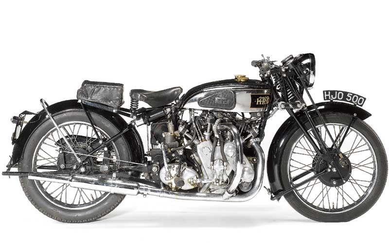 Lelang Sepeda Motor Klasik Capai Rp43 1 Miliar Okezone News