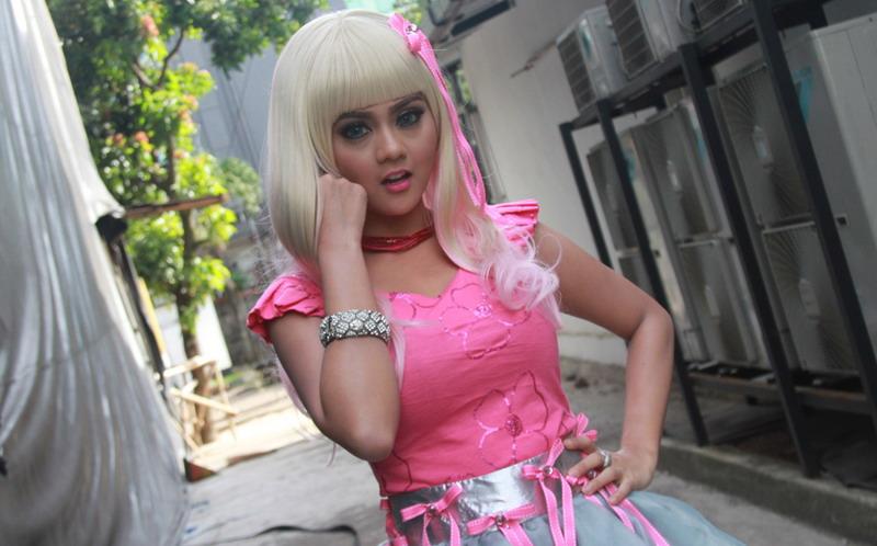 Jenita Janet akui masih ingin kembali dengan Alif (Foto: Edi Hardian