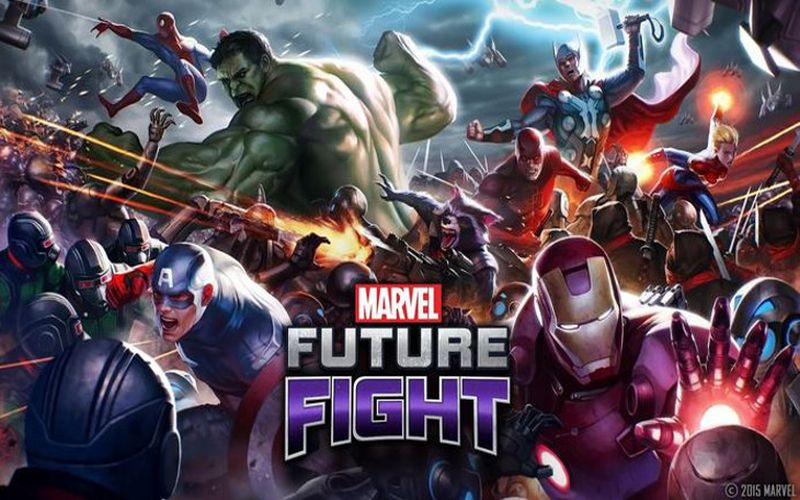 Game Marvel Future Fight Hadir di Android & iOS