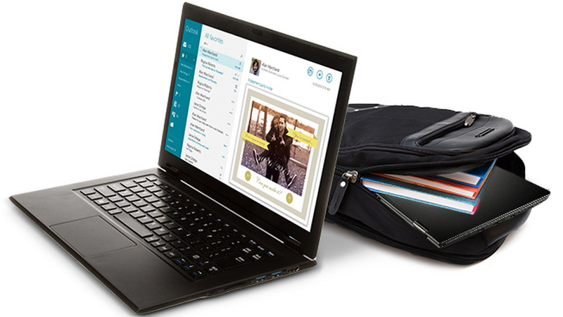 Lenovo LaVie Z, Laptop Ringan dengan RAM 8GB