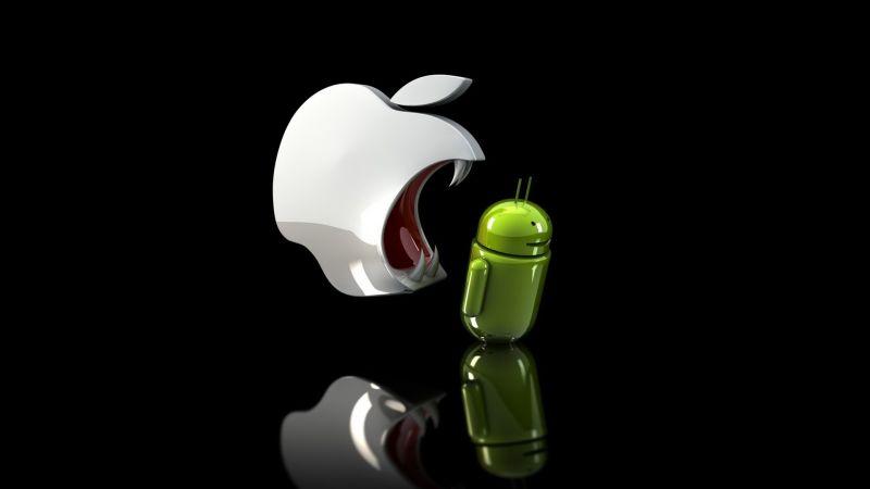 Pengguna iOS Meningkat & Tinggalkan Android