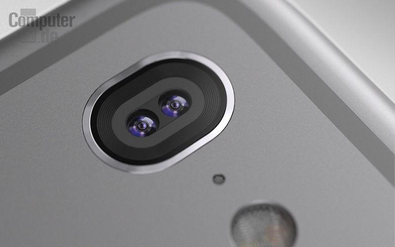 Konsep Desain iPhone 7 Gunakan Dua Lensa