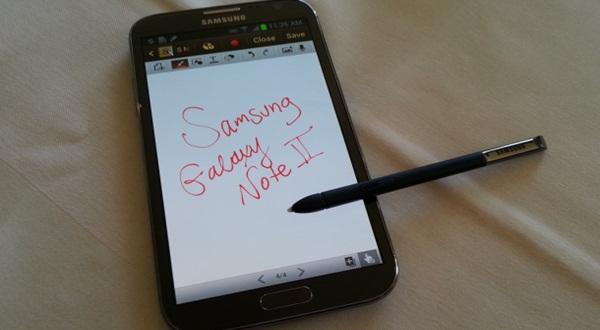 Samsung Tidak Berikan Update Lollipop untuk Seri Galaxy Note 2