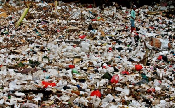Sampah Warga Medan 1.725 Ton per Hari