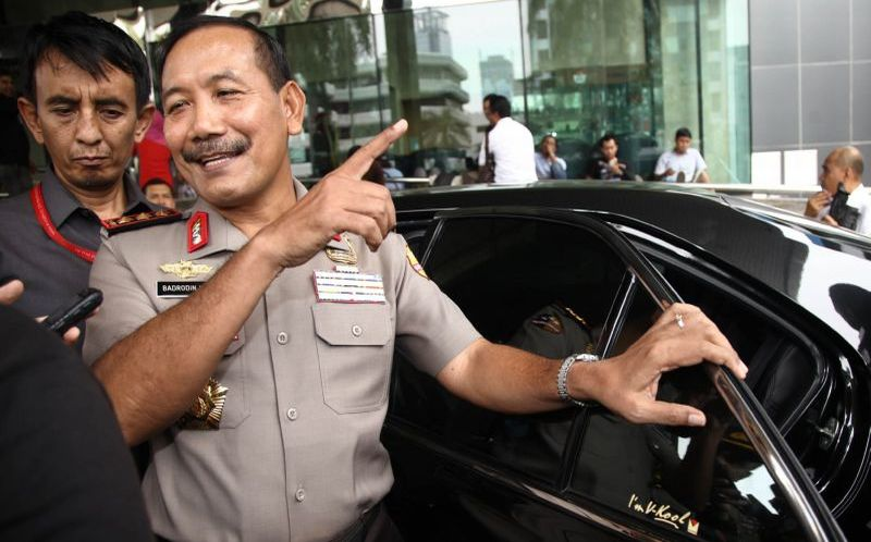 Jurus Kapolri Redam Konflik dengan KPK