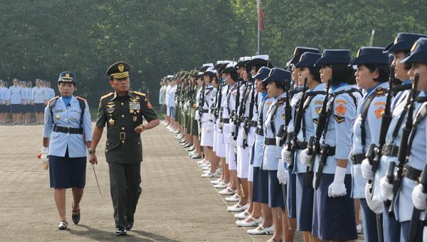 Polemik TNI Berjilbab, MUI Kecam Moeldoko (Foto: Ilustrasi)