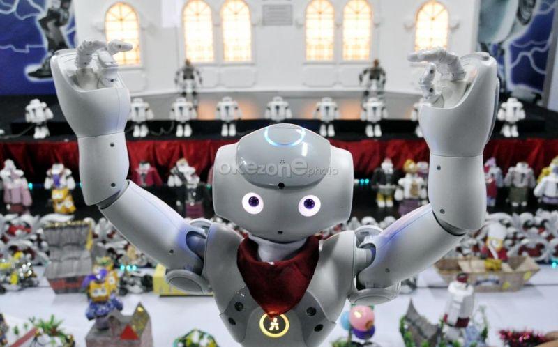 Kenalan dengan 5 Tim Robotika Kampus Keren