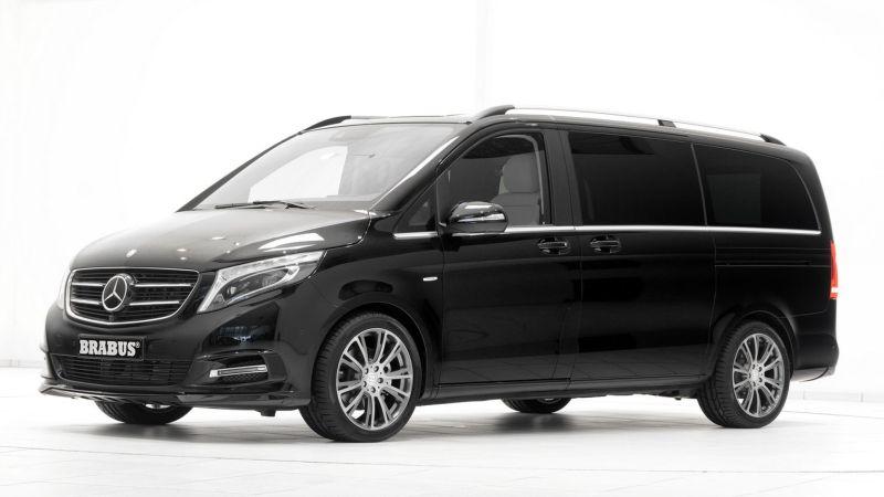 Mobil Van Mercedes Benz Di Make Up Jadi Lebih Menawan Okezone Otomotif