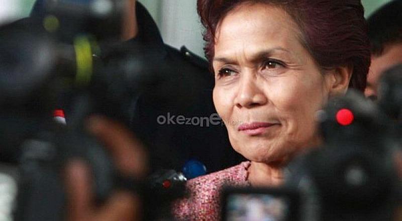 Bebas dari Penjara, Miranda Goeltom Syukuran di Gereja