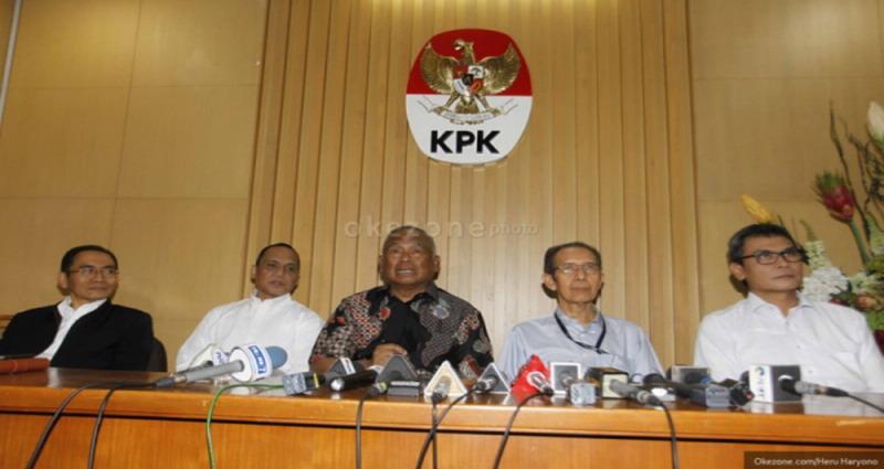 KPK Bantah Ada Penyadapan soal Upaya Kriminalisasi