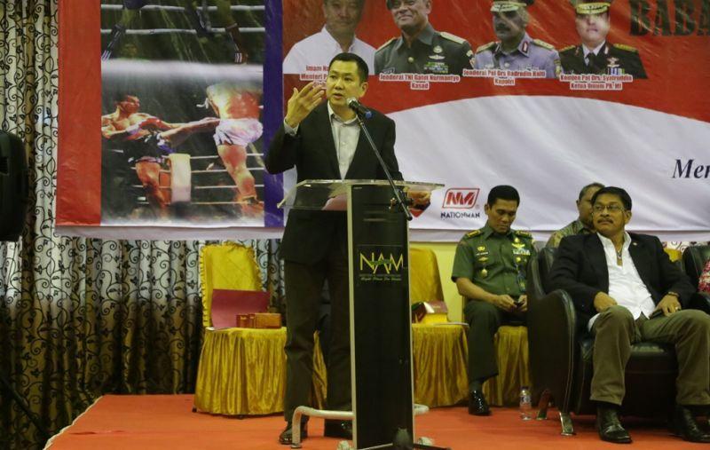 Ketua Dewan Pembina PBMI Hary Tanoesoedibjo/Foto: Dokumen MNC