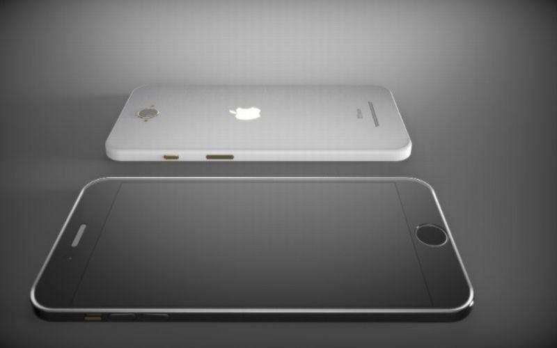 Konsep Desain dan Spesifikasi iPhone 7 Terkuak