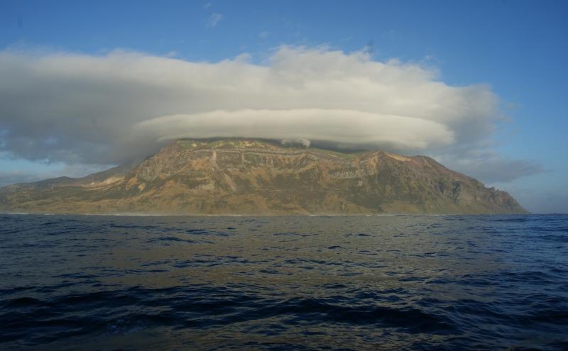 Pulau Kurile di Samudera Pasifik (Foto: Reuters)