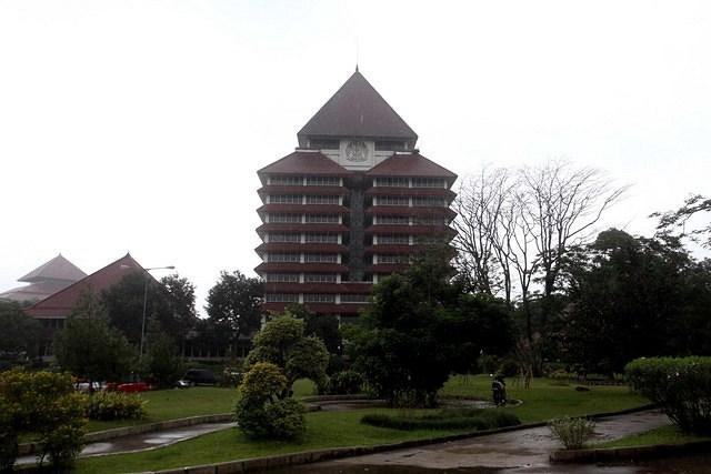 Universitas Indonesia salah satu PTN yang berada di peringkat 79 universitas terbaik di Asia (foto: Okezone)