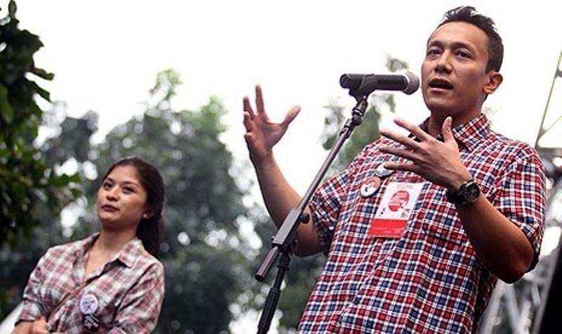 Putra Hendropriyono Prakarsai Organisasi Tampung Relawan Jokowi-Prabowo