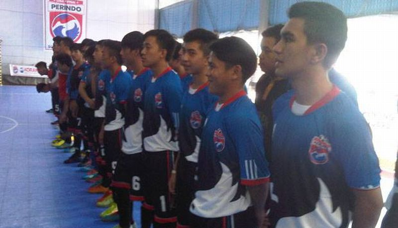 Tim peserta Liga Futsal Perindo Solo/Foto: sindonews.com