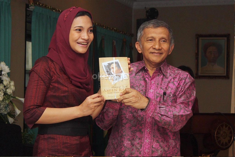 Amien Rais: Jokowi Didukung Kekuatan