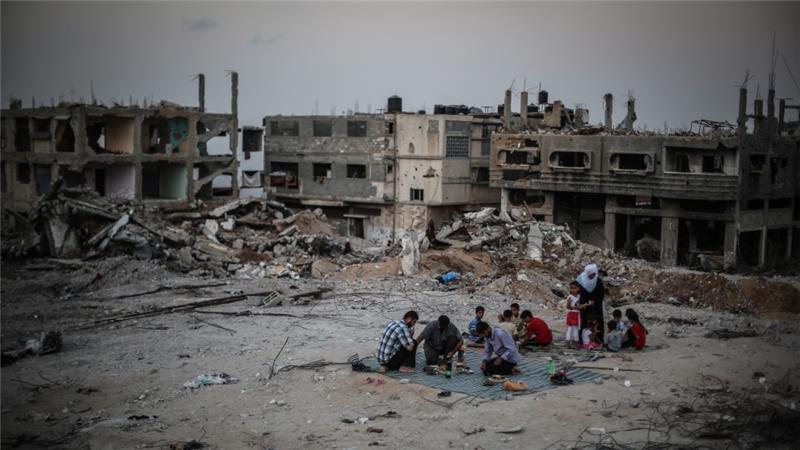 Perang Gaza, Palestina dan Israel Bersalah : Okezone News