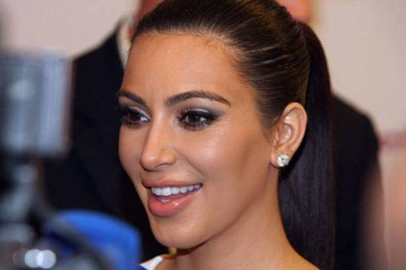 Kim Kardashian Jadi Dosen
