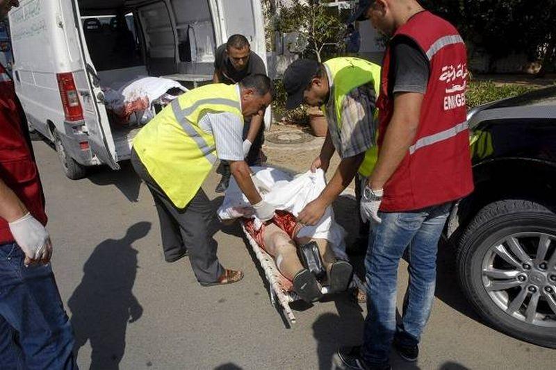 Ramadan Berdaran di Tunisia, 39 Tewas Diberondong Senapan (Foto: Reuters)