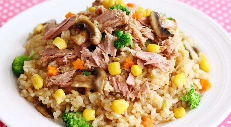 Resep Nasi Goreng Tuna untuk Santap Malam : Okezone Lifestyle