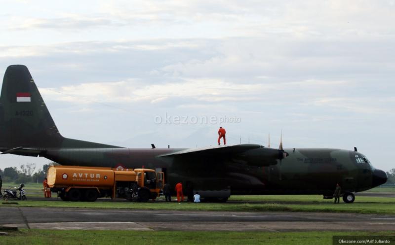 Profil Pesawat Hercules C 130 yang Jatuh di Medan