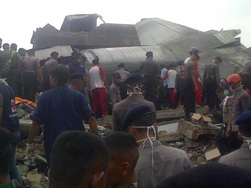 Daftar Lengkap Nama Penumpang Korban Jatuhnya Pesawat Hercules