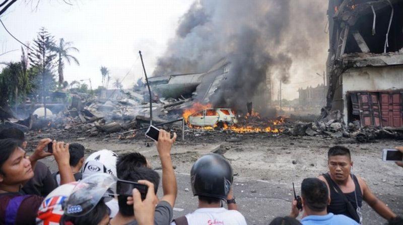 Daftar Nama Korban Data Manifes Pesawat Jatuh di Medan