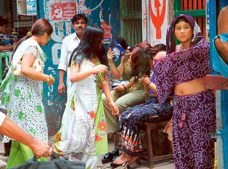 Sonagachi, Lokalisasi PSK Terbesar di Asia (Foto: Reuters)