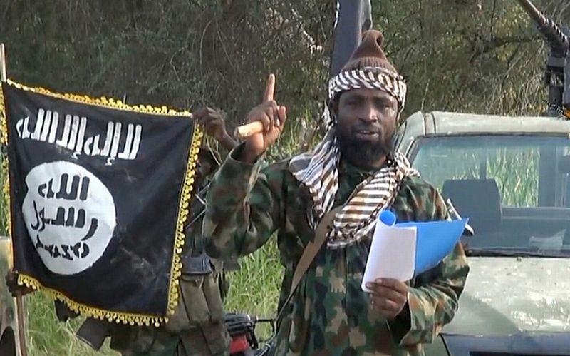 Kelompok militan Boko Haram (Foto: AFP)