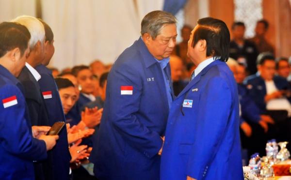 \Tiga Instruksi SBY kepada Pengurus Demokrat\