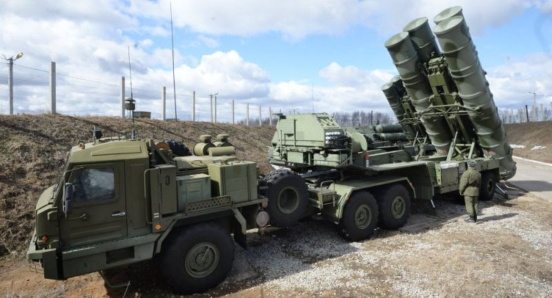 Sistem pertahanan udara Rusia dapat halau Angkatan Udara AS (Foto: Sputnik)