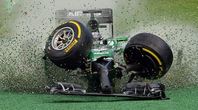 Tanda-Tanda Balap F1 Menuju Ajalnya (1)