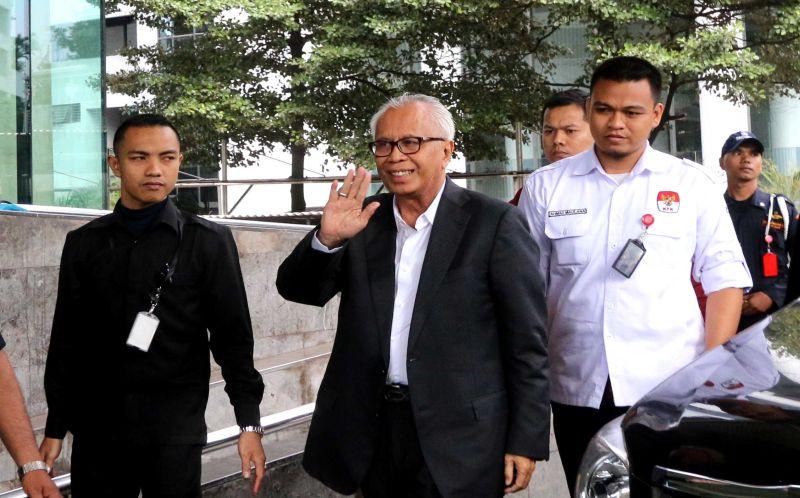 OC Kaligis Tersangka, Hattrick Politikus NasDem Tersandung Korupsi