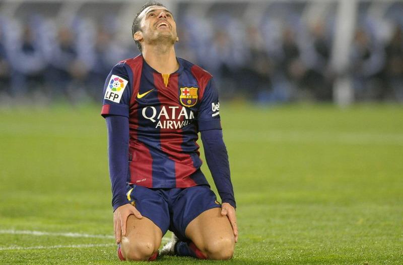 Pedro Rodriguez (foto: AFP)