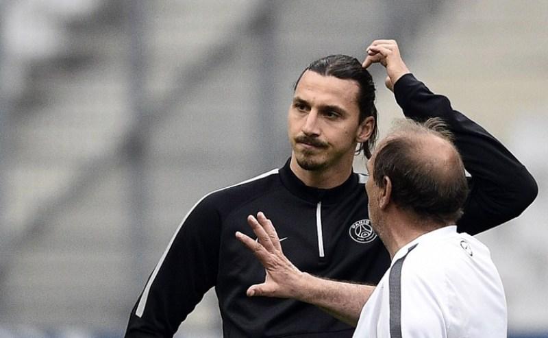 Zlatan Ibrahimovic (foto: AFP)