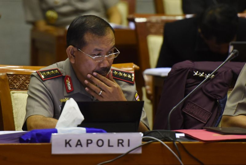 Pasca-Insiden Tolikara, Kapolda Papua Dicopot