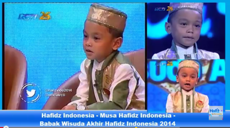 Hafiz Indonesia, Program Acara Terbaik Ramadan 2015