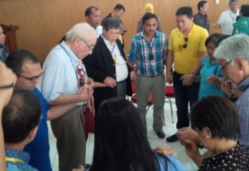 Mary Jane Dibesuk 185 Rombongan Filipina