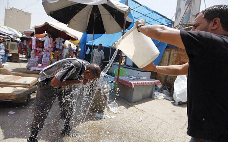 Gelombang Panas 70 Derajat Celsius Terpa Iran
