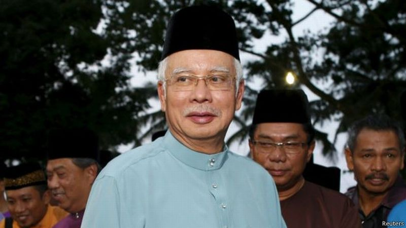 Demonstrasi PM Najib Razak Lengser, 29 Warga Malaysia Diringkus