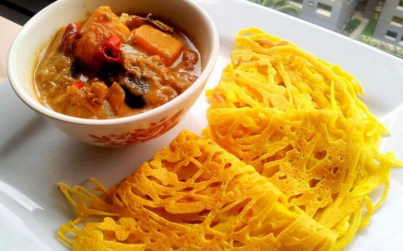 Resep Roti Jala Khas Melayu : Okezone Lifestyle