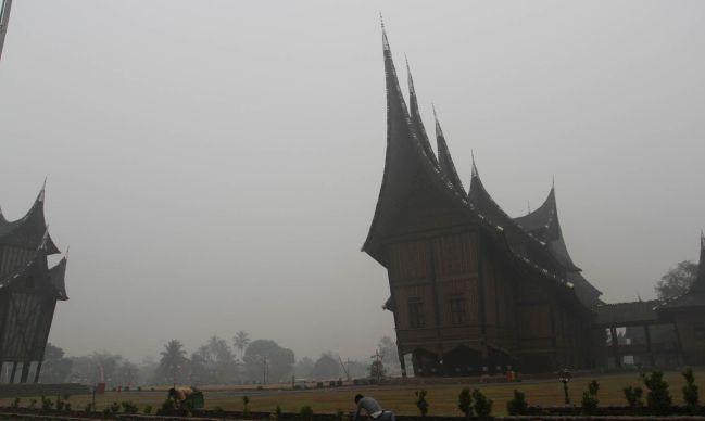 Badai Guruh Terjadi saat Citilink Tergelincir di Padang