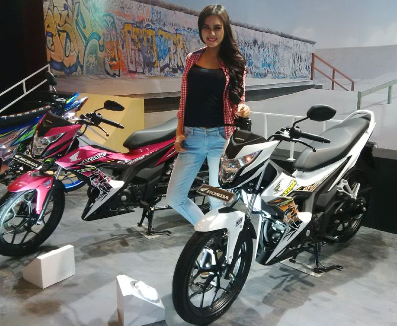 Harga Motor Honda New Sonic 150r Dan All New Cb150r Okezone News
